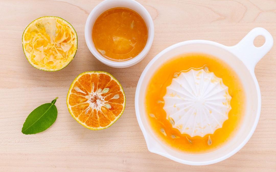 Les bienfaits d'un jus d'orange frais le matin