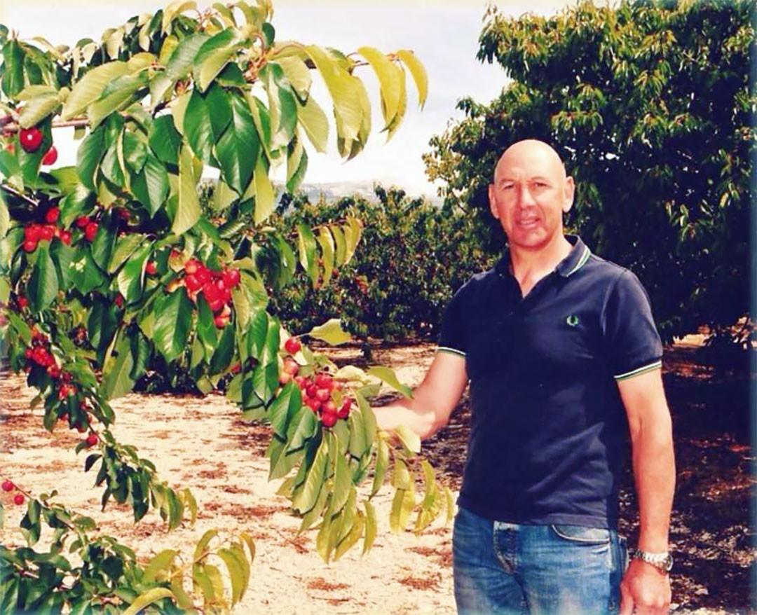 Nicolas, notre producteur de cerises