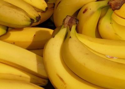 Fruits anti-stress : la banane