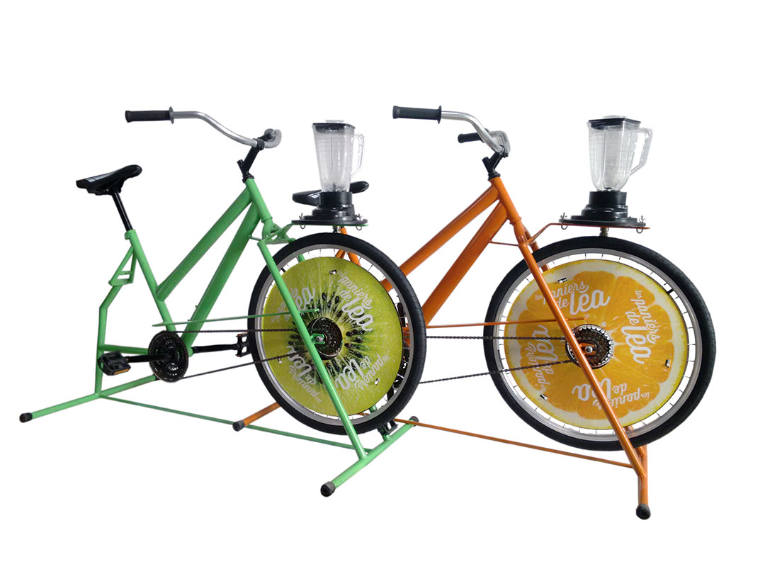 Vélos smoothies