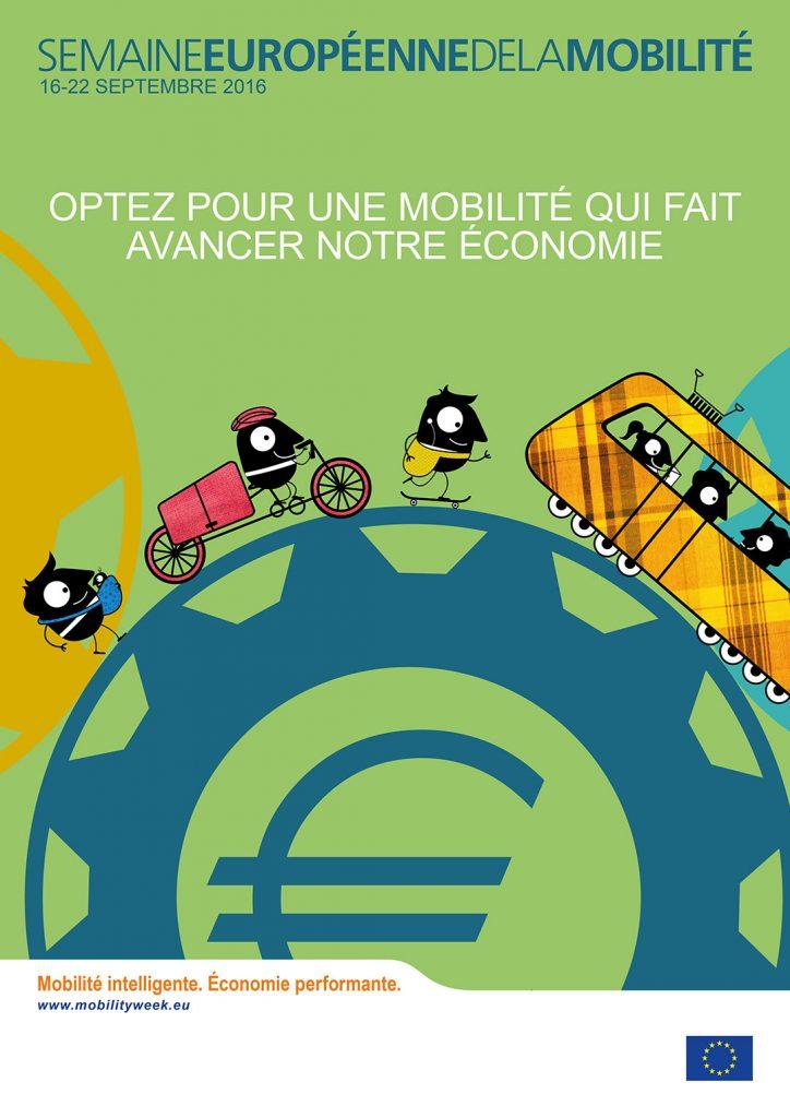 Semaine européenne de la mobilité 2016