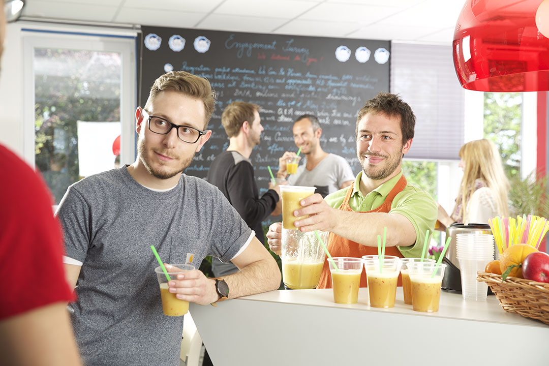 Bar à smoothies