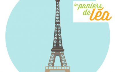 Les Paniers de Léa s'implante à Paris !