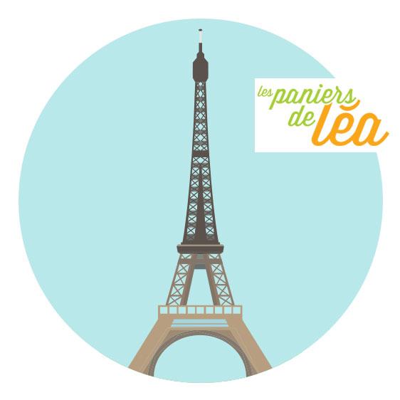 Les Paniers de Léa s'implante à Paris