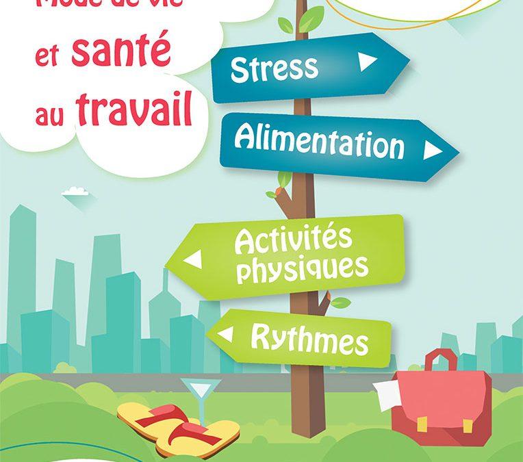 Mode de vie et santé au travail : Ateliers de Nutrition de l'Institut Pasteur de Lille