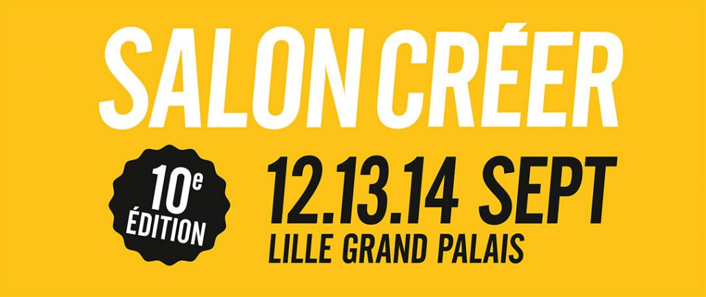 Salon Créer Lille 2016