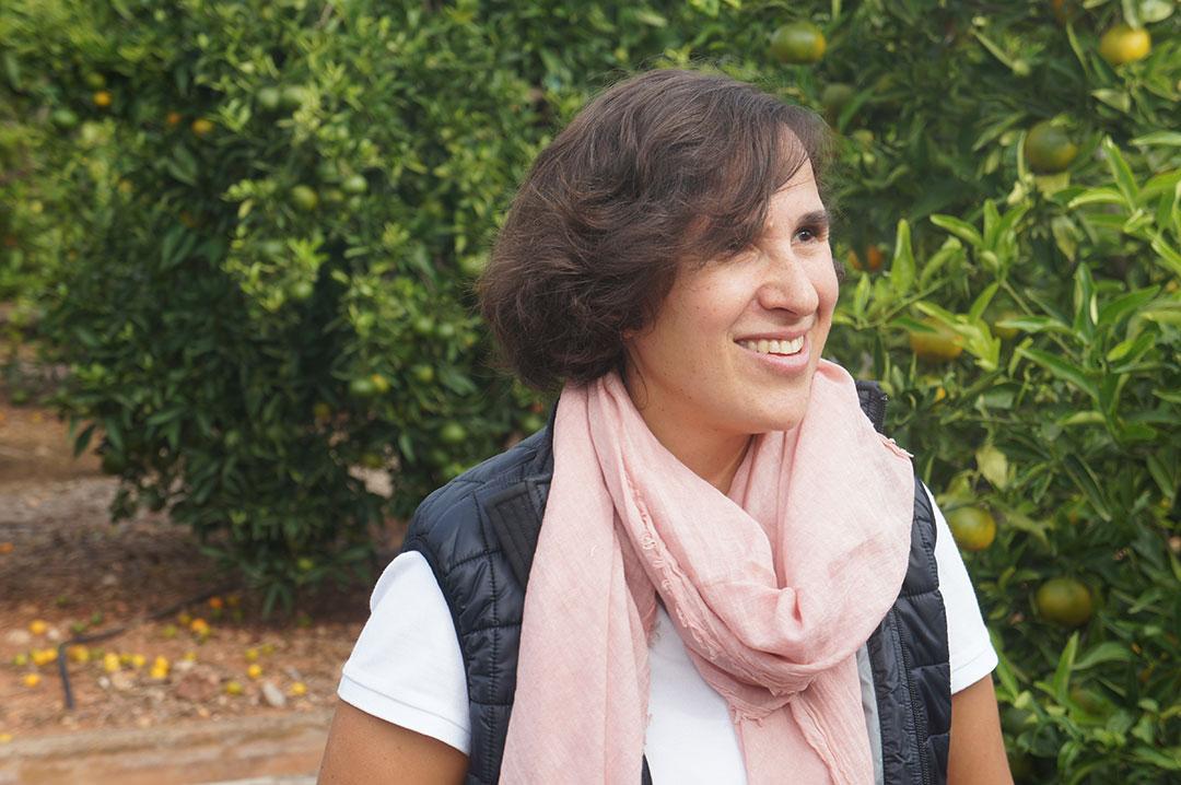 Les Paniers de Léa visite les vergers d'Alexandra, notre productrice de clémentines et oranges