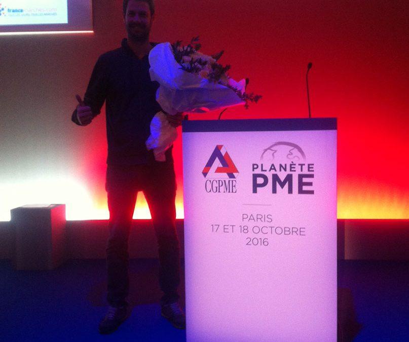 Startup Contest 2016 Planète PME : belle récompense pour Les Paniers de Léa !