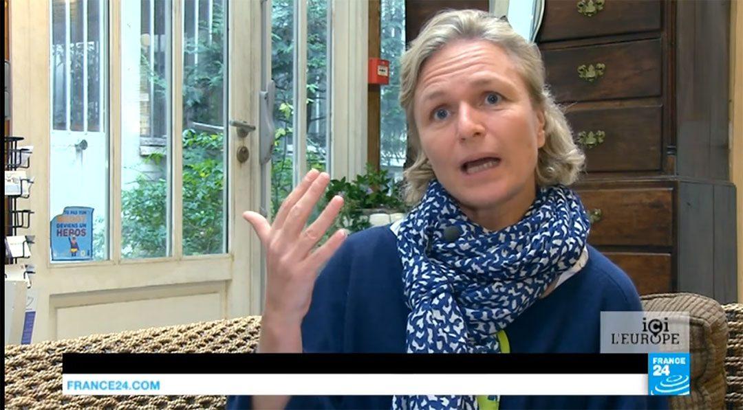 Le Bonheur au Travail fait parler de lui sur France 24 !