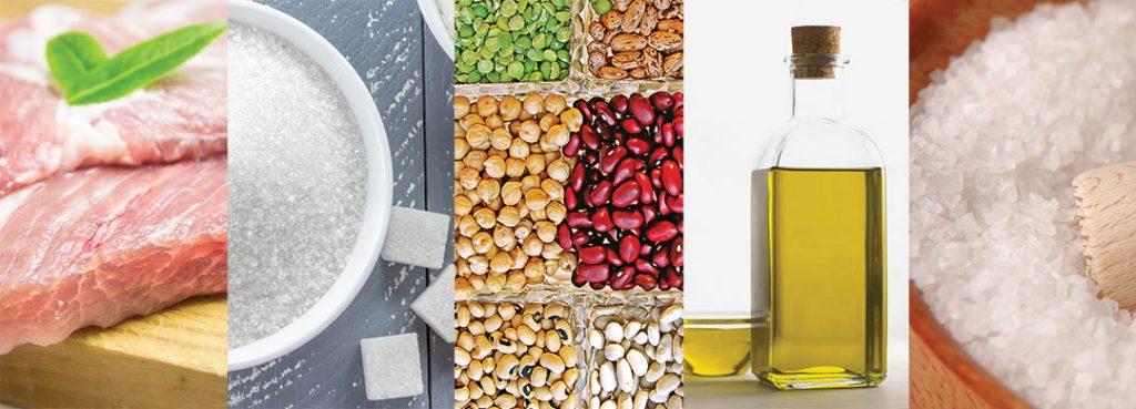 Alimentation santé : 5 conseils