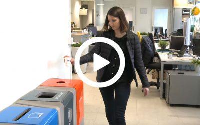 La pause café au bureau : des milliers de tonnes de gobelets à valoriser ?