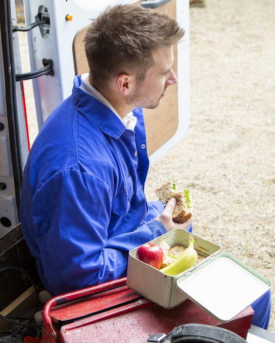 Alimentation en contexte de travail