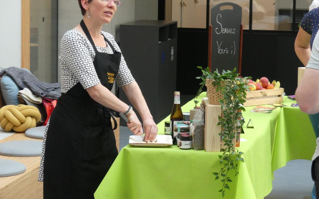 Autres ateliers cuisine en visio